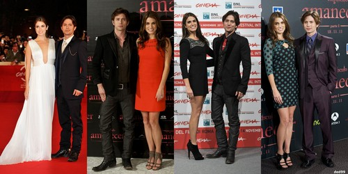 Nikki Reed and Jackson Rathbone