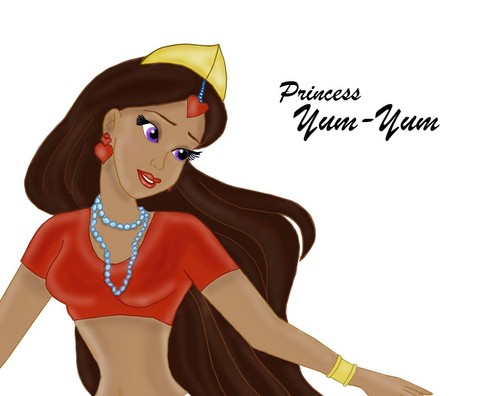 Princess Yum Yum