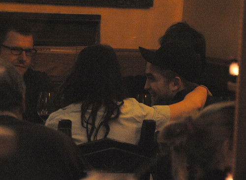 Robsten in Paris