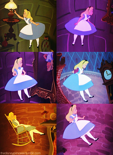 Alice in Wonderland - پرستار Arts