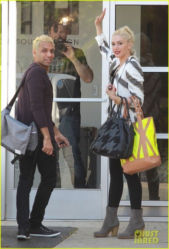Gwen Stefani: Studio Time with No Doubt