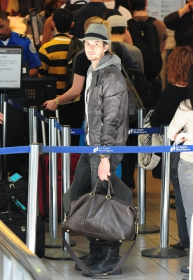 MARCH 4, 2012 | DEPARTING FROM LAX AIRPORT