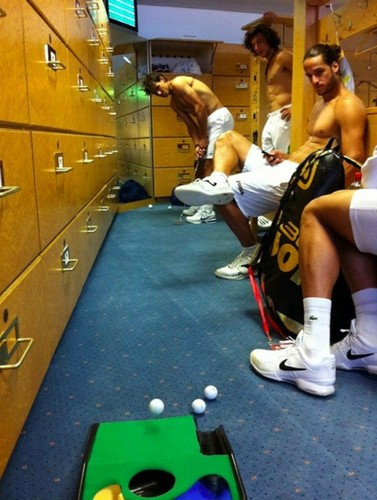 Rafa and Feli naked