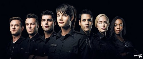 Rookie Blue - Season 3 - Cast Promotional litrato