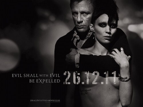 the girl with the dragon tattoo fonds d'écran