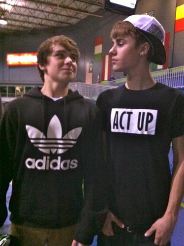 Christian Beadles and JB