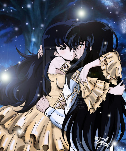 Inuyasha and Kagome _ Forever (love)