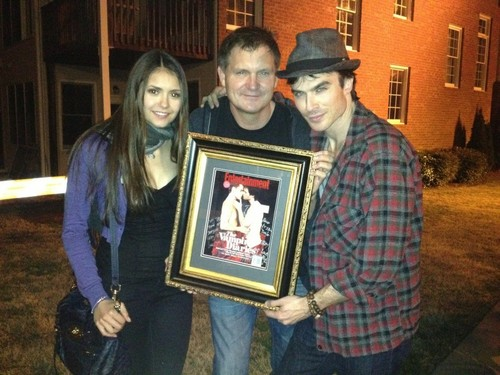 Nina, Ian and Kevin :)