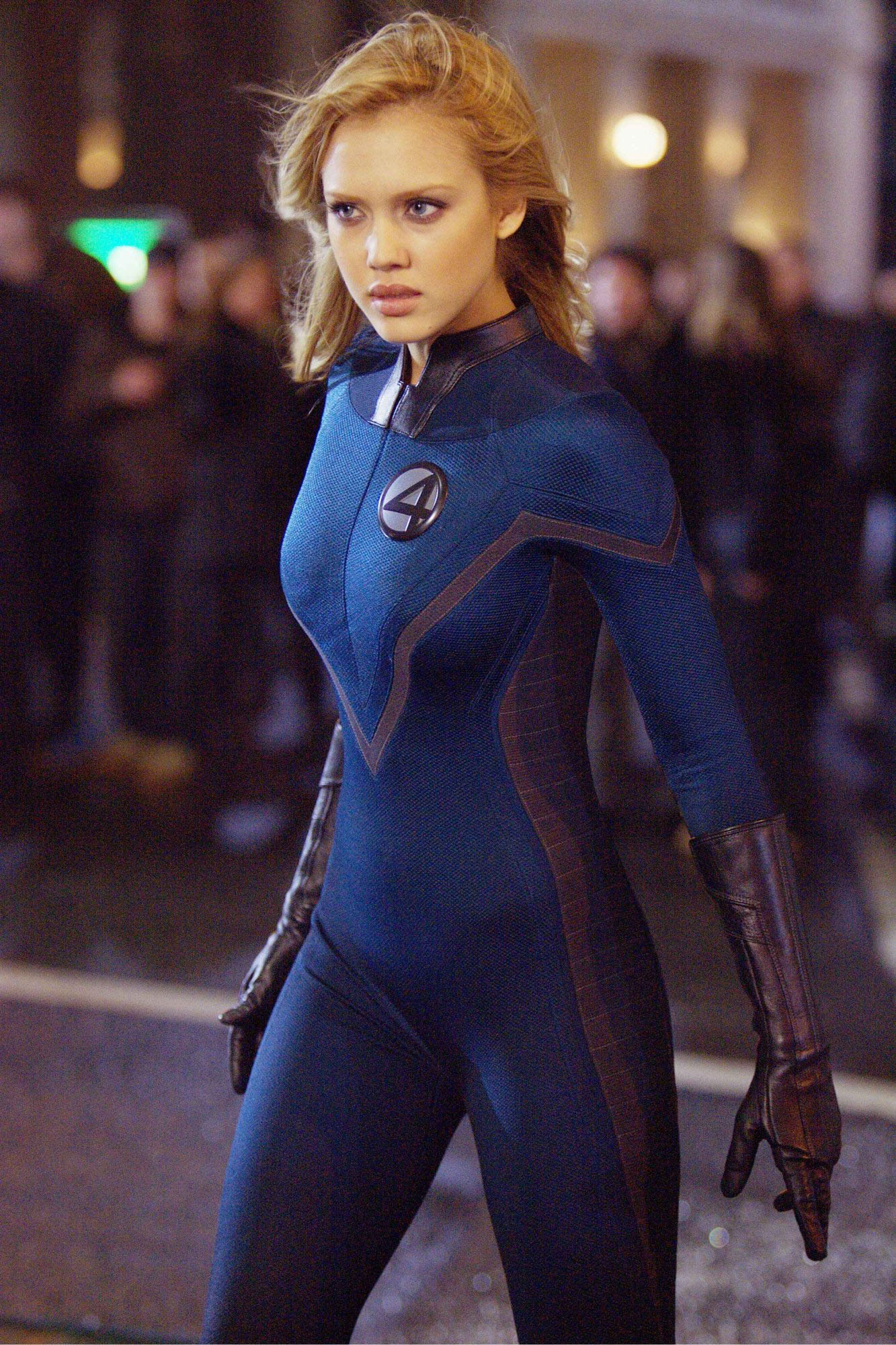 Susan Storm The Invisible Woman - Female Ass-Kickers Photo ...
