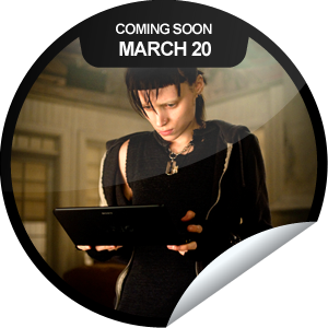 The Girl With The Dragon Tattoo (2011) Movie GetGlue Stickers