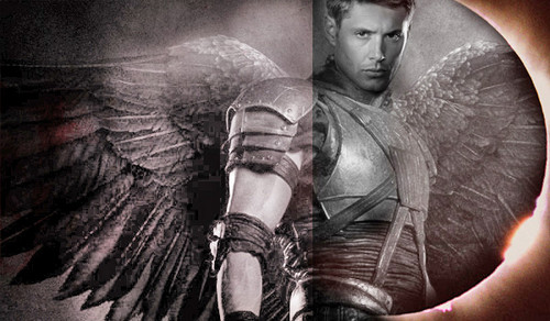 Dean, warrior angel