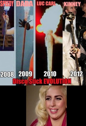 Disco Stick Evolution