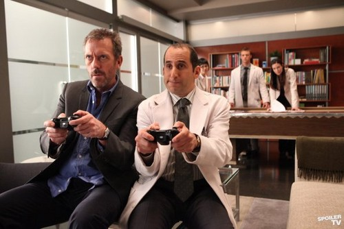 House - Episode 8.15 - Blowing the Whistle - Promotional 照片