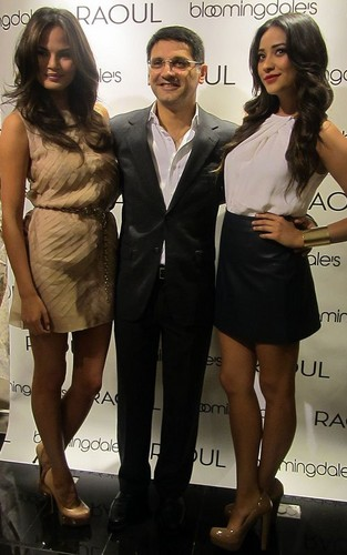 Shay hosting a Raoul launch event in NYC