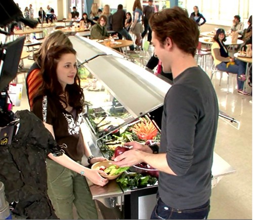 twilight behind the scenes