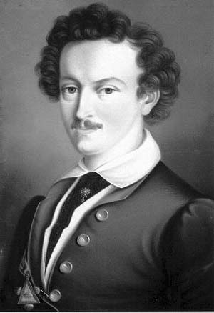 Karl Georg Büchner (17 October 1813 – 19 February 1837)