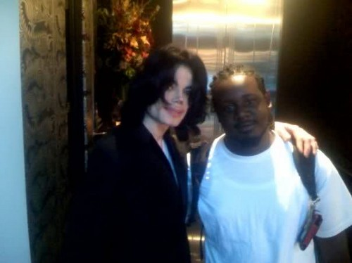 Michael Jackson and Tpain ♥
