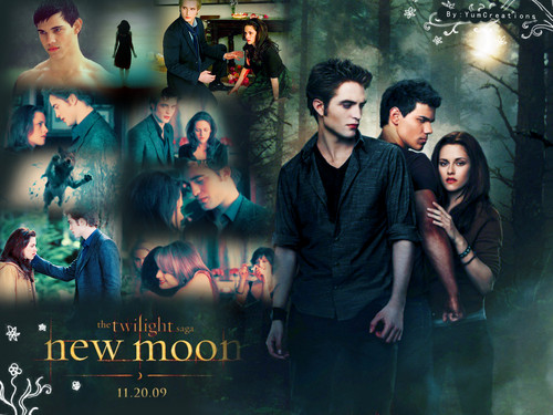 New Moon Wallpaper