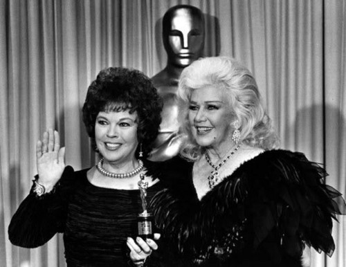 Shirley Temple & Ginger Rogers