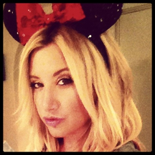 Ashley Tisdale's Instagram Pictures