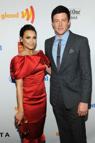 Cory hosts GLAAD awards 2012