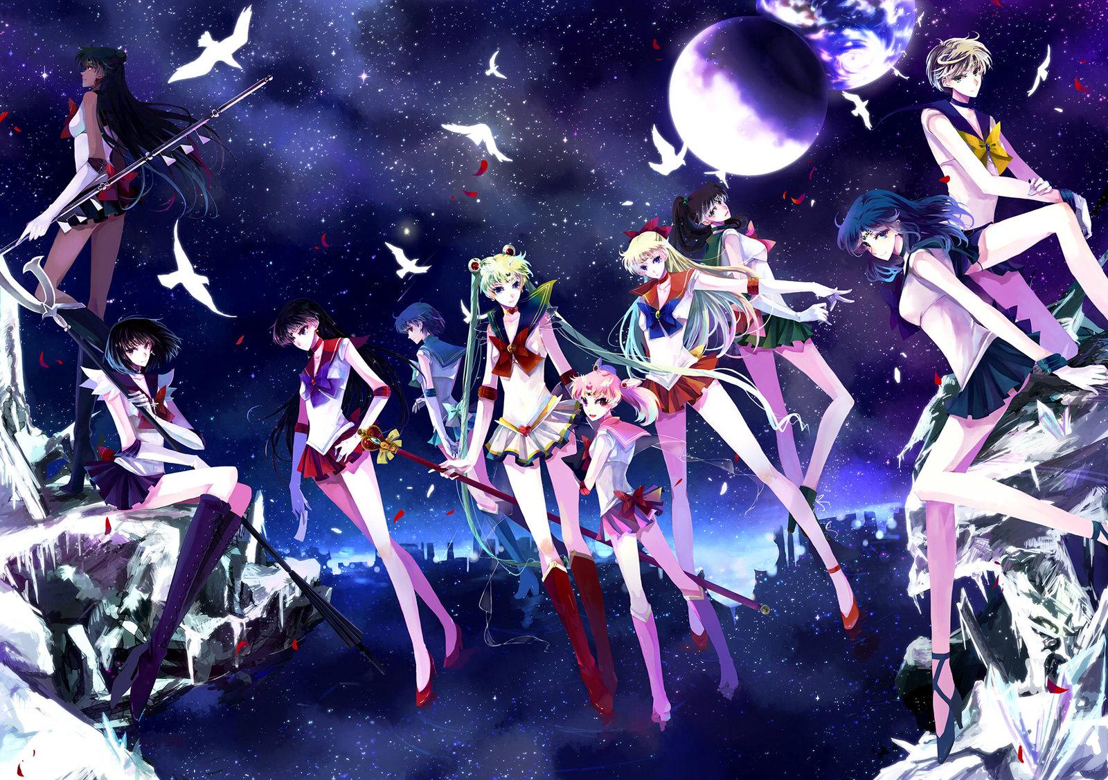 Sailor Moon Fanart Sailor Moon Fan Art 30070262 Fanpop