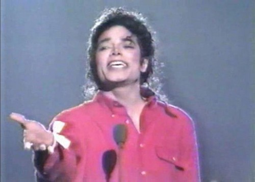wewe Were There ; Michael Jackson