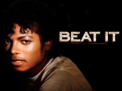 BEAT IT HATERS!