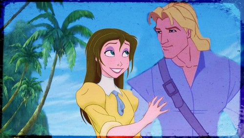 Jane and John Smith