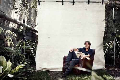 Keith Urban New Photo Shoot