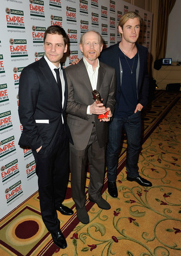 The 2012 Jameson Empire Film Awards