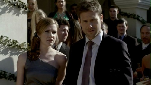 Jenna and Alaric <3