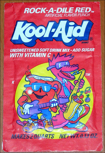 Rock-A-Dile Red  Kool-Aid