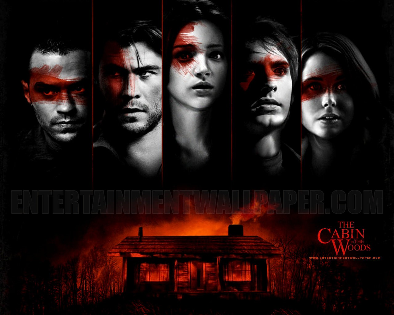 The Cabin In The Woods Horror Movies Wallpaper 30295000 Fanpop