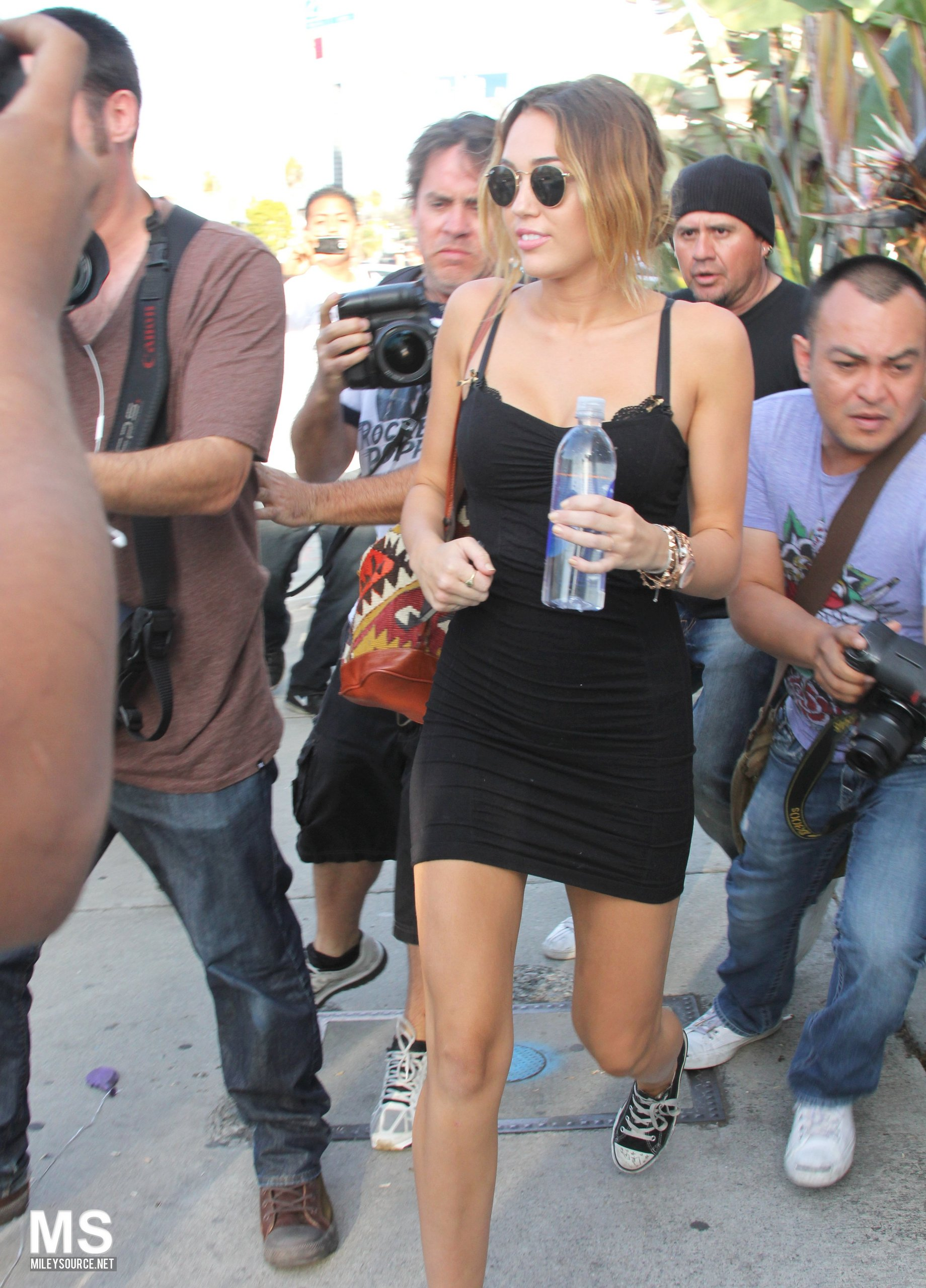 06/04 Leaving Winsor Pilates In Hollywood
