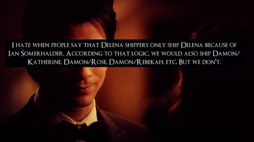 DAMON AND ELENA-Confessions!