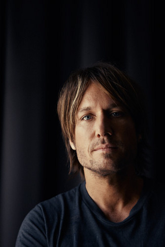 Keith Urban photoshoot