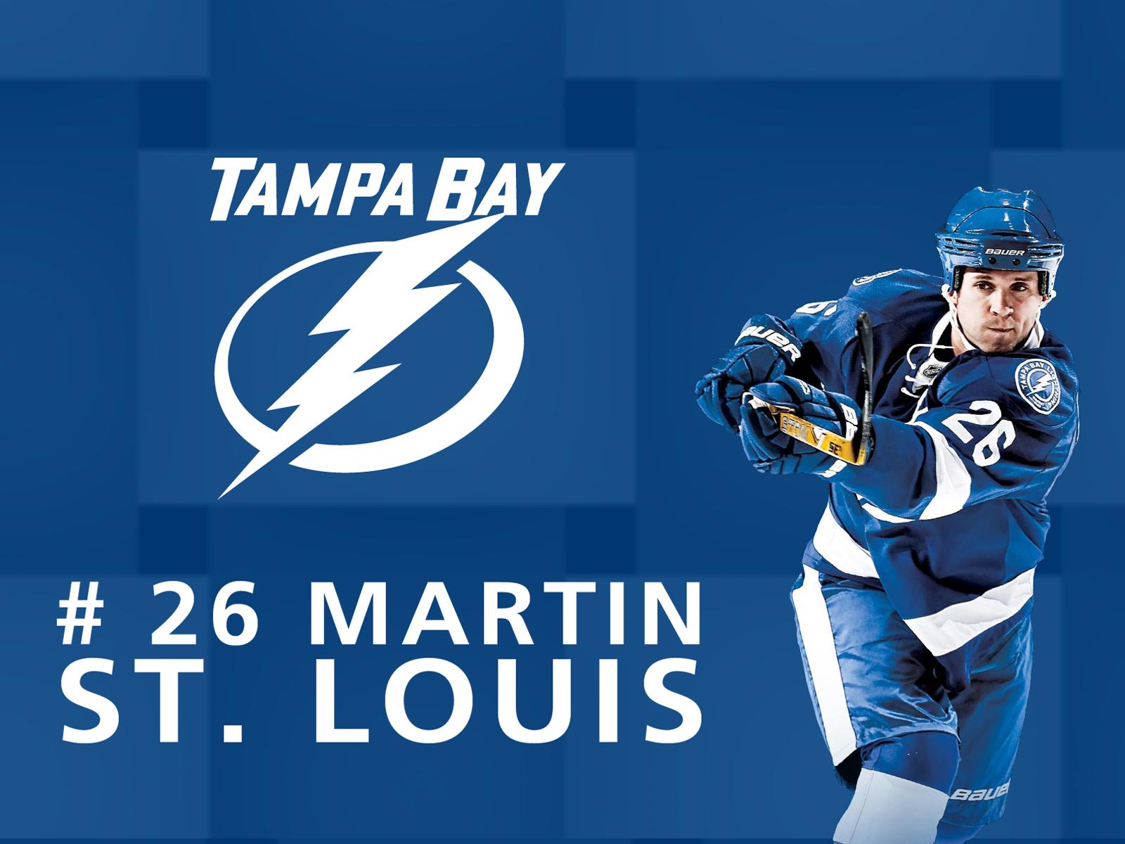 Martin St Louis Wallpaper Tampa Bay Lightning Wallpaper