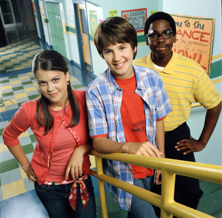 Ned's Declassified School Survivial Guide Cast