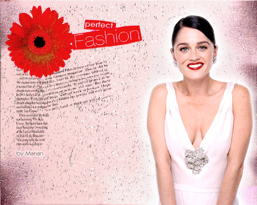 Robin Tunney Perfect Fashion
