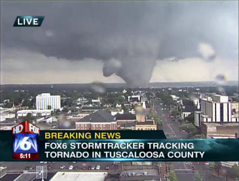 TORNADO , these r frightening .. don't u think ?