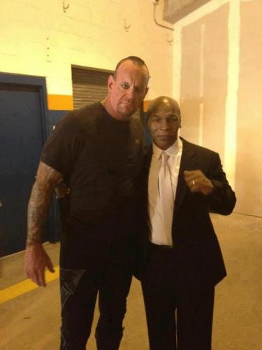 Undertaker at WM28