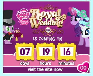 My Little Pony Friendship Is Magic Images A Canterlot Wedding Countdown 1 Wallpaper And Background Photos