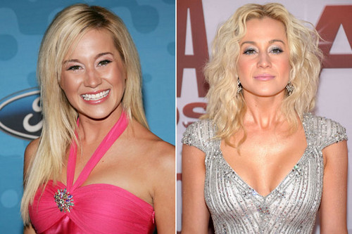 American Idol-Kellie Pickler-Then and Now
