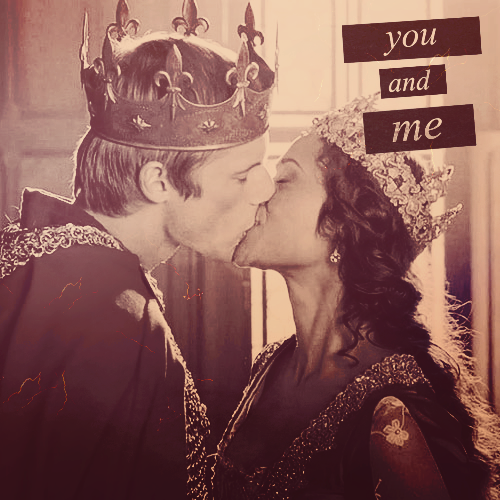 Arthur and Guinevere POV by VampyreFey