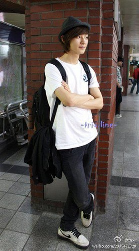 Chanyeol Pre Debut pics