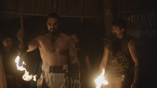 Drogo and Dothraki