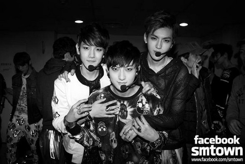 EXO SHOWCASE Backstage