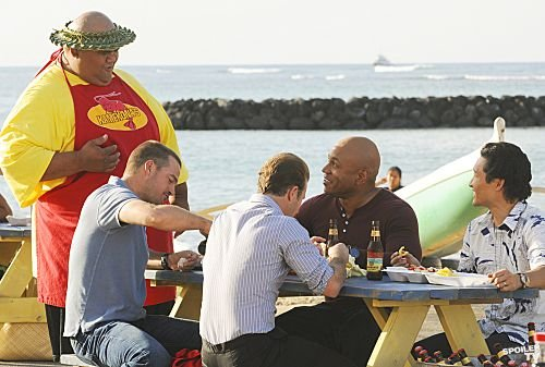 H50 - 2x21 (NCIS:LA Crossover) - Promotional Photos