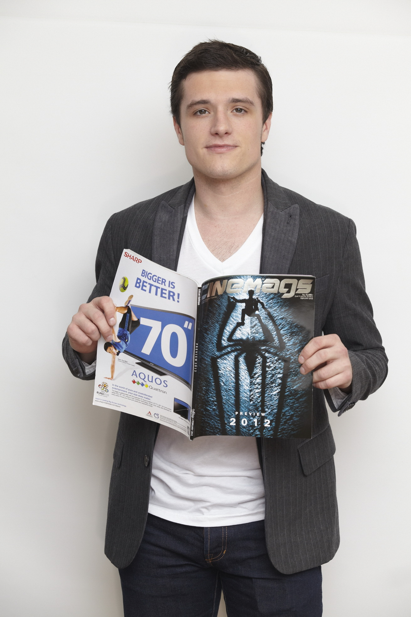 Josh for CINEMAGS